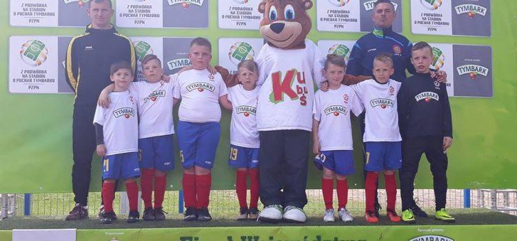 Nasi mali piłkarze wFinale Wojewódzkim oPuchar Tymbarku