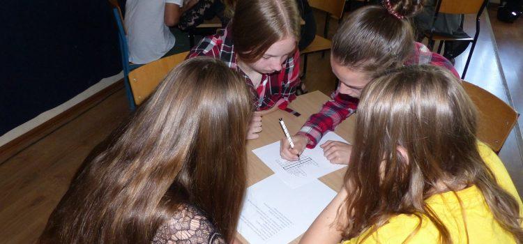 Dzień Języka Polskiego wnaszej szkole