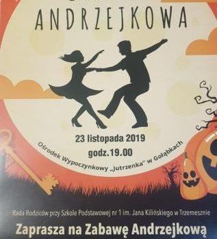 Zabawa andrzejkowa 23 listopada 2019 roku