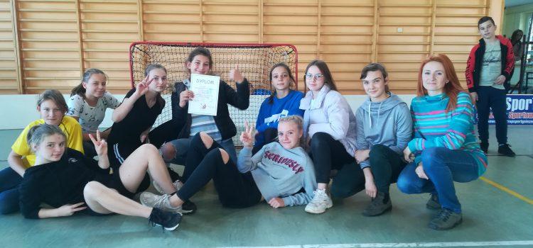 Podrejonowe Mistrzostwa wunihokeju dziewcząt klas VII-VIII