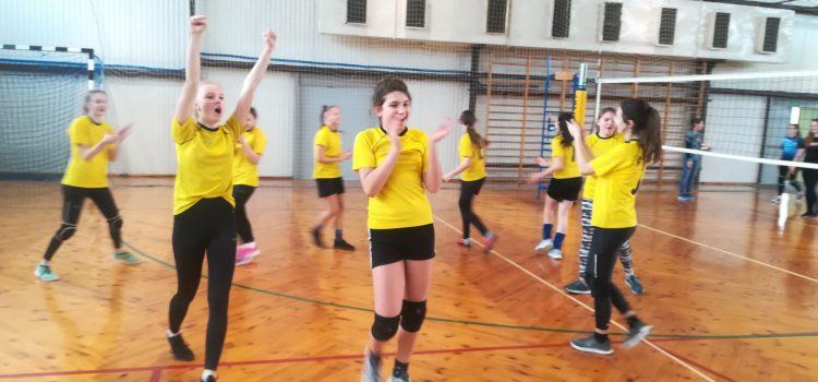 Mistrzostwa Gminne wp.siatkowej kl. VII-VIII